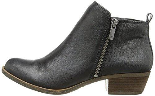 basel zip ankle booties