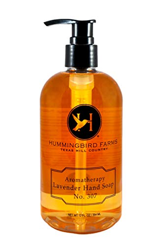 Hummingbird Farms Lavender Hand Soap No. 307 (12 oz.)