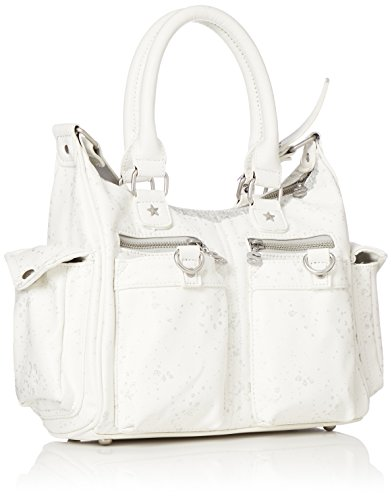 Desigual Bag Bols Splatter London Cm Handle Metallic 27 wR7wpqH
