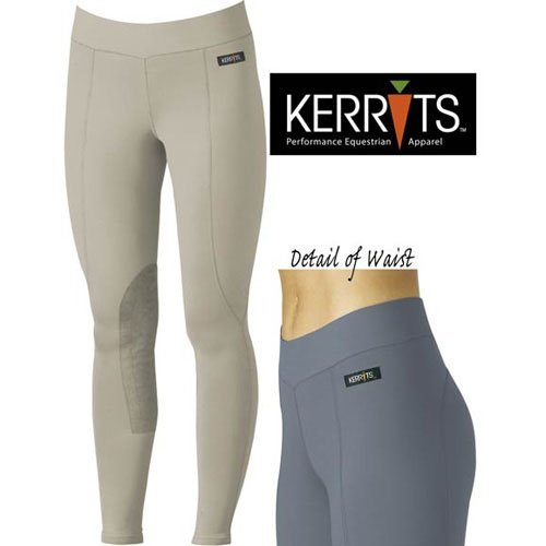 Kerrits Ladies Performance Tight X-Large Tan