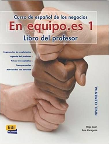 En equipo.es / In team.es: Curso de español de los negocios ...