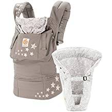 Ergobaby Original Bundle of Joy Baby Carrier Galaxy Grey