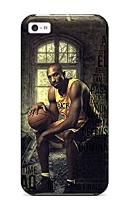 TYH - K4 nba los angeles lakers lakers basketball player NBA Sports & Colleges colorful ipod Touch 4 cases phone case