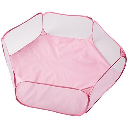 CANALOHA CPT013 Aire de Jeux Piscine à Balles Bébé Enfant Piable Portable Hexagonal