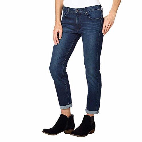 Calvin Klein Women's Slim Boyfriend Jean (12 (32), (Calvin Klein Jeans Women Pants)