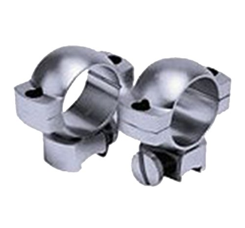 Simmons Aluminum Rings - High (Silver)