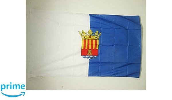 AZ FLAG Bandera de la Provincia DE Alicante 150x90cm para ...