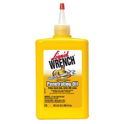Liquid Wrench One Each, 16 oz. L116 Penetrating Oil-16 oz