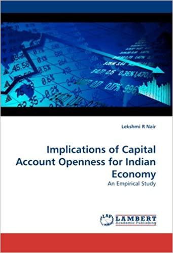 Book Implications of Capital Account Openness for Indian Economy: An Empirical Study