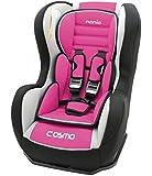 MyCarSit Nania - Asiento de coche para niños, 0 a 18 kg, color rosa