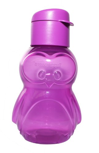 tupperware-eco-water-sports-bottle-12-oz-for-kids-penguin-purple-by-tupperware