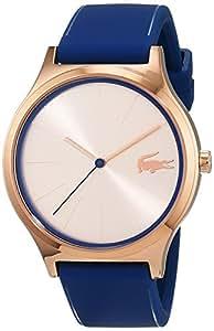 Lacoste 2000944 Nikita - Reloj analógico de Pulsera para Mujer