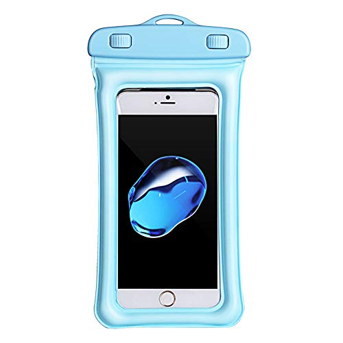 Little Story Floating Waterproof Phone Case Waterproof Pouch Cell Phone Dry Bag for iPhone X