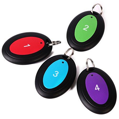 Xcellent Global Wireless RF Key Finder Item Locator Indoor Pet Finder with...