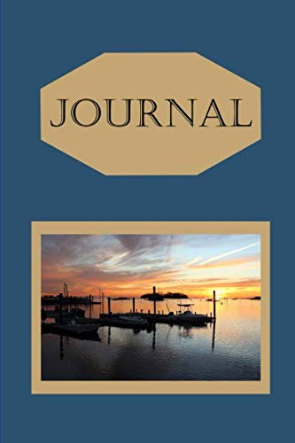 (Marina Thimble Islands Journal: For  Island Lovers and Writers: Blank Lined Paper Notebook)