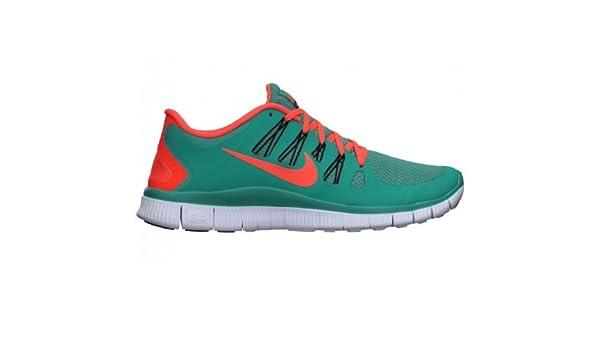 san francisco 2d862 588da Amazon.com   Nike Men s Free 5.0, SPORT TURQUOISE TOTAL CRIMSON-BLACK-BL  TNT, 10 M US   Running