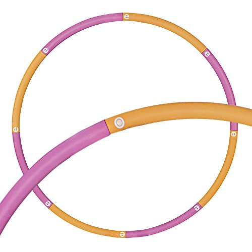 Empower Cardio Core and More Weighted Adjustable Hula Hoop