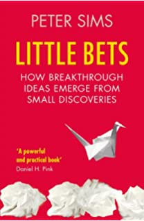 Little Bets: How breakthrough ideas emerge from small discoveries price comparison at Flipkart, Amazon, Crossword, Uread, Bookadda, Landmark, Homeshop18
