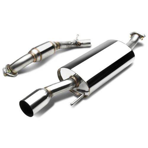 For VW Golf Catback Exhaust System 3.5