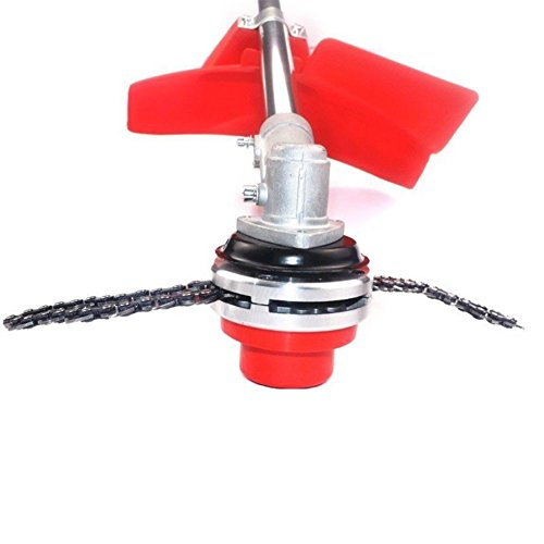Amazon.com: Trkee Lawn Mower Chain, Coil Chain Trimmer Head ...