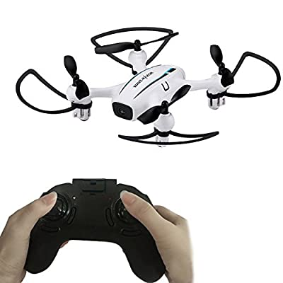 Cellstar Drone with Altitude Hold 2.4GHz 4CH 6-Axis Gyro RC Quadcopter with Extra Battery