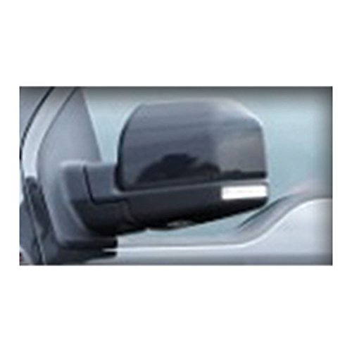 CIPA 11550 Black Custom Towing Mirror Sleeve