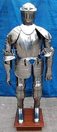 NauticalMart Medieval LARP Gothic Full Suit of Armor
