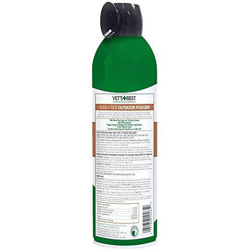 Flea Killer Natural Spray For Cats