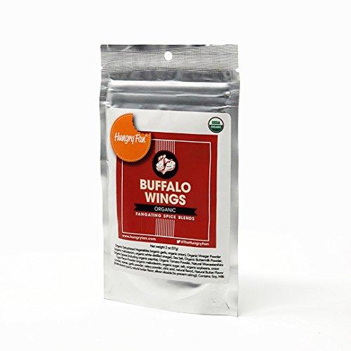 Hungry Fan Organic Spice Blend - Buffalo Wings (2 oz)