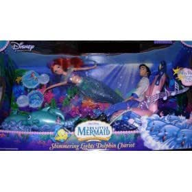 Amazon Com Disney Little Mermaid Shimmering Lights