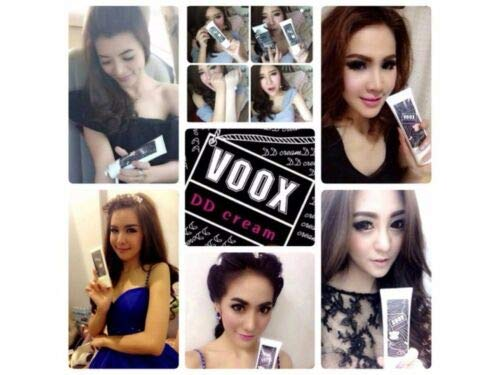 300X VOOX DD CREAM WHITENING BODY LOTION TIPS FOR PRETTY WHITE 120 G Wholesale