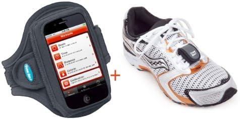 estilo máximo 2019 real Estados Unidos Amazon.com: Armband for iPhone (iPhone 3GS or iPhone 4) AND Sensor ...