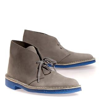 Clarks Men's Originals Desert Ankle Boot,Grey,7.5 M US (B008JGAS4A) | Amazon price tracker / tracking, Amazon price history charts, Amazon price watches, Amazon price drop alerts