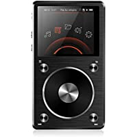 FiiO X5 (2nd Generation) High Resolution Music Player (Black)