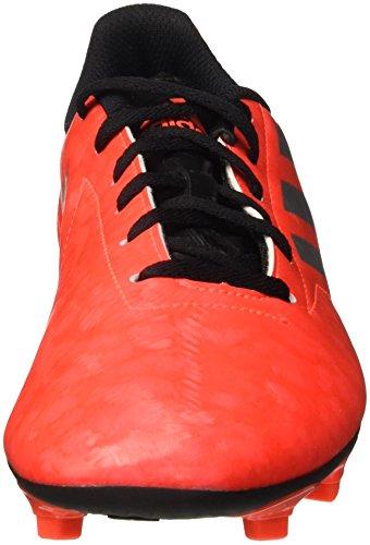 adidas Conquisto Ii Fg, Botas de Fútbol para Hombre Multicolore (Solred/Silvmt/Cblack)