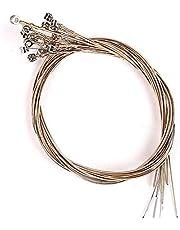 Youmine 16 Stks/set Lyre Harp Snaren Set voor 16-String Lyre Harp Noodzakelijke Snaren Aeccessaries