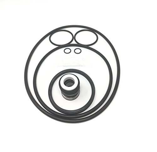 Seal O-ring Gasket - Southeastern Pool Pump Gasket Seal O-Ring Rebuild Kit for Pentair SuperFlo SuperMax Kit 78