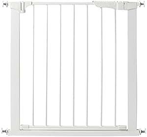 KidCo Auto-Close Gateway Pressure-Mounted Gate, White