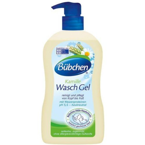 Buebchen Wash Gel 13.5oz 400ml Limited time trial price Free shipping on posting reviews