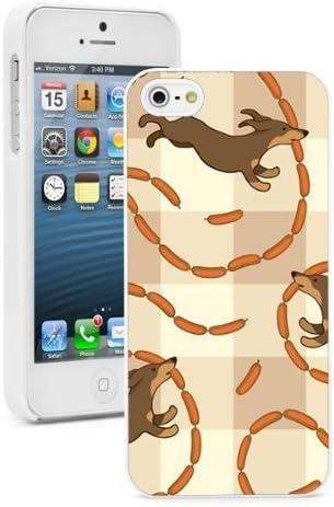 Apple iPhone 5 C bianco 5 CW833 cover posteriore rigida colore ...