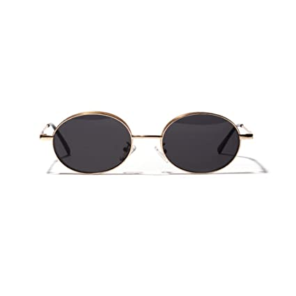 AAMOUSE Gafas de Sol Gafas de Sol ovaladas de Moda para ...