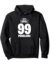 "Battle Royale ""99 Problems"" Hoodie"