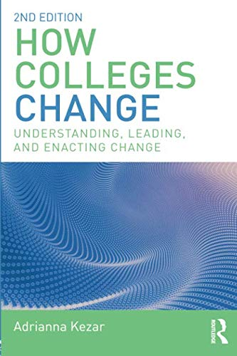Adrianna Collection - How Colleges Change