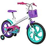 Bicicleta Infantil Caloi Ceci Aro 16 - Branco