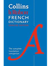 Collins Robert French Concise Dictionary: The complete translation companion