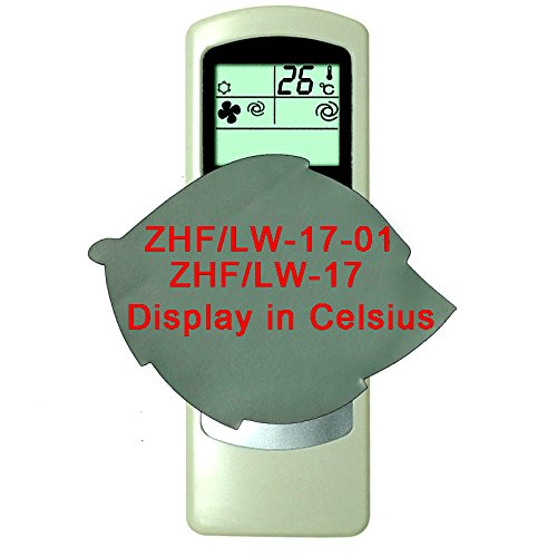 ying-ray-replacement-for-quietside-air-con-team-air-air-conditioner-remote-control-model-number-zhf-