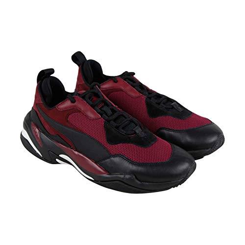 Arsenal Stadium - PUMA Thunder Shoe, Rhododendron-Puma Black-Tawny Port, 10 M US