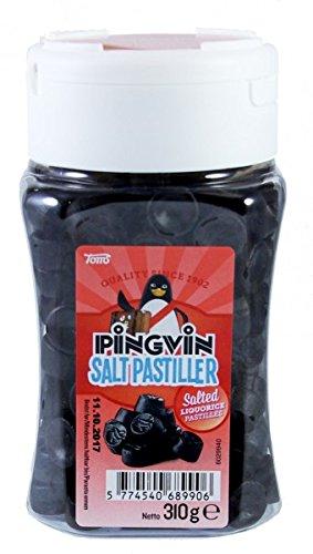 Pingvin Salt Pastiller 310g