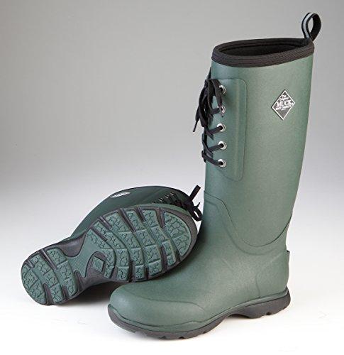 encaje de Green Botas agua Boots de para Muck Arctic hombre Green Excursion Ww8zqxwRAv