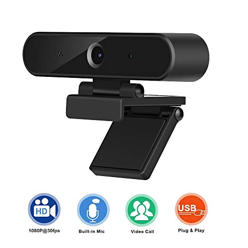 Webcam with Microphone USB